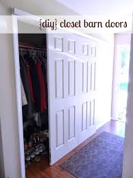 diy closet barn doors schue love