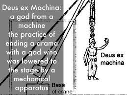 ending of ex machina sophoclean tragedy by thomas kawel