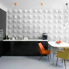 Modern Trends In Decorating With D Wall Panels And Contemporary - Wall panels interior design