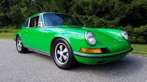 porsche 911 viper green 1973 porsche 911 e high marques motorcars