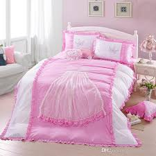 Princess Comforter Full Size Princess Bed Linen Part 17 Pink Dainty Roses U0026 Stripes