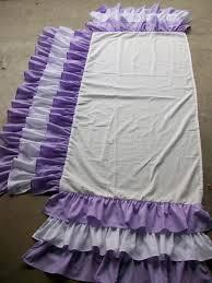 Mini Crib Bed Skirt by Diy Ruffled Crib Skirt Tutorial Sewing Pinterest Crib