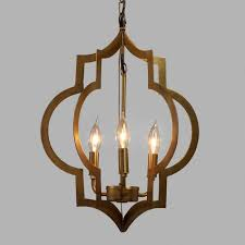 Gold Capiz Chandelier Pendant Lighting Light Fixtures U0026 Chandeliers World Market