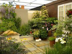 Indoor Asian Water Gardens Tropical Interior Design Homes - Interior garden design ideas
