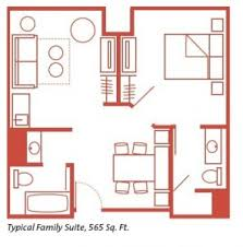 family suites at disney s art of animation resort a review art of animation disney value suites info pictures and floor plan
