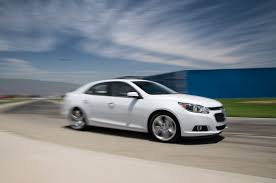 2015 chevrolet malibu turbo first test motor trend