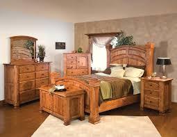Oak Bed Set Wood Bedroom Sets Cheap Light Oak Furniture Wood
