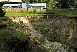 Sinkhole In Backyard A Year Later Backyard Sinkhole Still Cavernous