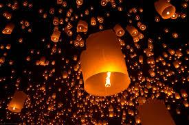 lantern new year new year flying lantern lodged in engine delays beijing