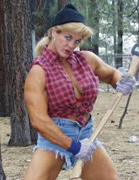 Muscle Woman Meme - uncomfortably muscular women that freak me out smosh