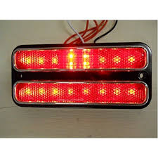 red led marker lights 2 1968 1972 chevy truck red led clearance side marker lights
