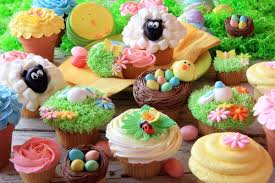 Easter Decorated Cupcakes by Scrumptious Easter Cupcake Decorations Holly Day Make Any Day