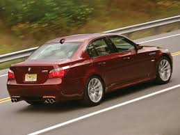 automotive database bmw m5 e60