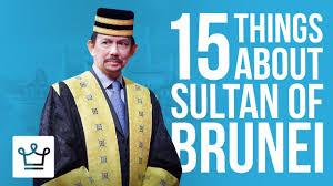 sultan hassanal bolkiah wives 15 things you didn u0027t know about sultan of brunei hassanal bolkiah
