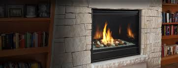 caliber modern gas fireplace series heatilator