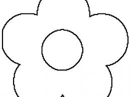 flower coloring pages for preschoolers coloring page for kids