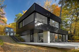 cantilever homes cantilever house lakeside vt