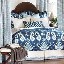 amal moroccan bedding in navy blue bedding collections fine
