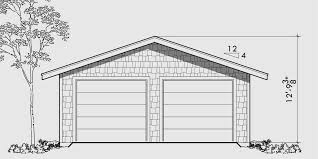 garage floorplans two car garage plans stock building plans cga 87