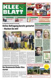 Sch E K Hen Kleeblatt 19 Februar 2015 By Kleeblatt Verlag Issuu