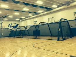 batco batting cage for baseball u0026 softball indoor and out