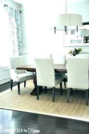 ideas for dining room dining room rug ideas how to choose the dining room rug