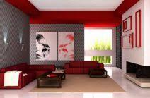 wandgestaltung rot aktuell wohnzimmerwand ideen grau rot wandgestaltung wohnzimmer