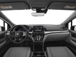 Honda Odyssey Interior New 2018 Honda Odyssey Elite Auto Msrp Prices Nadaguides