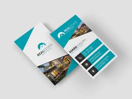 real estate business card 42 graphic
