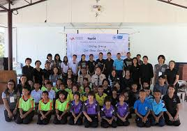 si e social d edf edf the education for development foundation edf