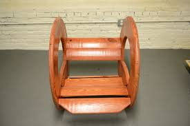 Cable Reel Chair Cable Reel Rocking Chair By Connor Mcgoey At Coroflot Com