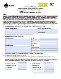 Indiana Medical Power Of Attorney by Montana Tax Power Of Attorney Form Power Of Attorney Power Of