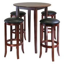 round bar table and stools tall round pub table hafeznikookarifund com