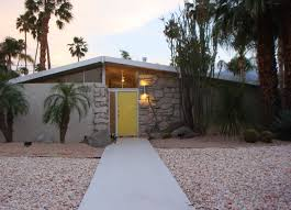 midcentury modern home lovely wooden landscaping with green grass field plus mid century