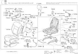 seat u0026 seat track toyota land cruiser grj200 urj20 uzj200 vdj200
