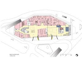 Floor Plan Business by Gallery Of West Taihu International Business Plaza Lab
