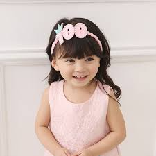 infant hair baby headbands elastic hair belt bands infant hair