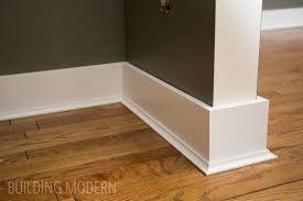 Laminate Flooring With Quarter Round Installing Baseboards Cove Moulding U0026 Caulking
