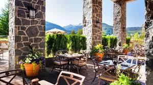 grill vine whistler the westin resort spa whistler