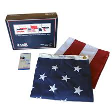 Flying The American Flag With Other Flags Lone Star Banners And Flags American Flag 5 Ft X 8 Ft Tough Tex
