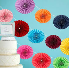 wedding paper fans wholesale paper fan decor online buy best paper fan decor from