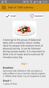 diets for losing weight android apps on google play