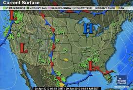 weather fronts map betterlesson heat and pressure in the atmosphere