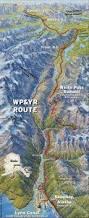 Yukon River Map Skagway Bus Train Combo Yukon Alaska Tourist Tours