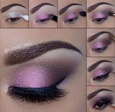 eyeshadow tutorial for brown skin purple eye makeup tutorial brown eyes pictures photos and images