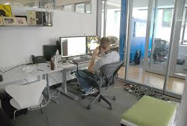 Programmer Desk Setup The New Fog Creek Office U2013 Joel On Software
