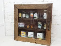 Bathroom Medicine Cabinet Ideas by Rustic Medicine Cabinet Tedxumkc Decoration