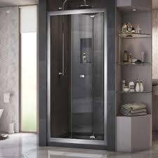 Shower Folding Doors Folding Shower Bathtub Doors You Ll Wayfair