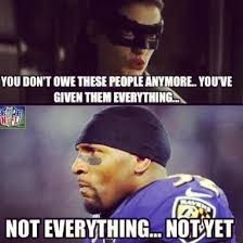 Ray Lewis Memes - i m just saying we ve never seen ray lewis and batman in the same