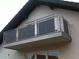 balkon lochblech metallbau edelstahlverarbeitung